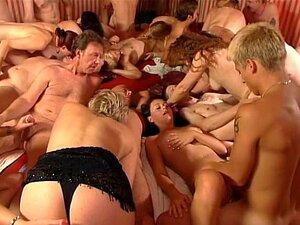 Njemački Grupni seks vikend